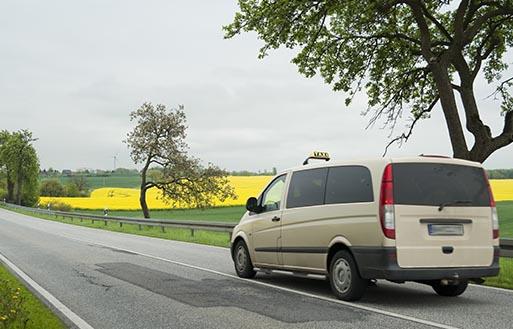 Taxi Wellheim