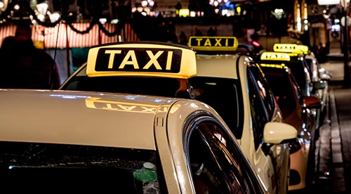 Taxi Eichstätt, Taxibetriebe Schwarz, Taxifahrt